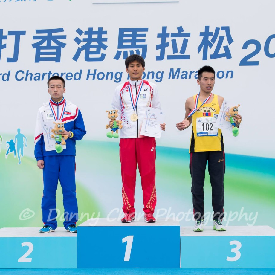 Азийн аварга шалгаруулах тэмцээнээс хүрэл медаль хүртлээ