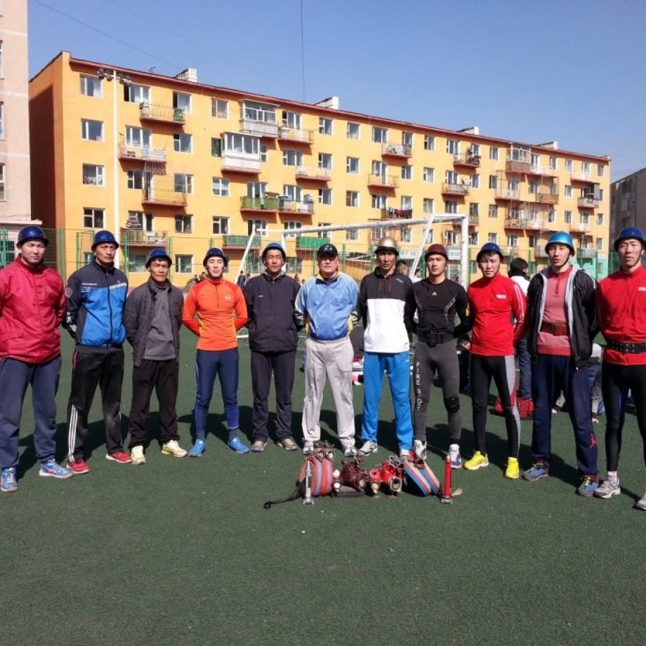 Гал унтраах техникийн олон төрөлт спортын  Монгол Улсын шигшээ баг байгуулагдлаа