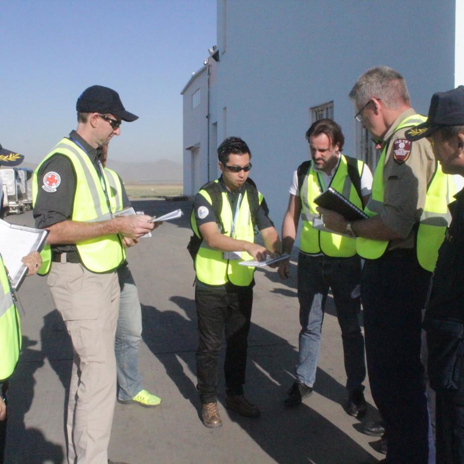 Дадлага сургуульд 17 улсын эрэн хайх, авран туслах, хүмүүнлэгийн баг оролцов