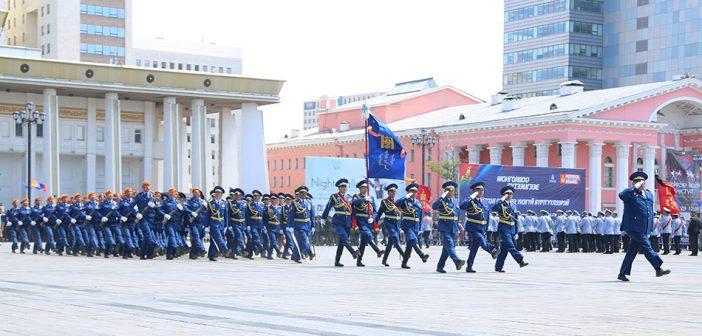 """""""Монгол цэргийн жавхаа-2016"""" шилгүүдээ шалгарууллаа"""