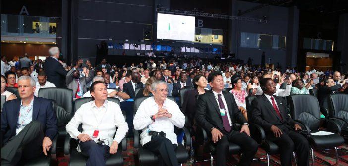 Гамшгийн эрсдэлийг бууруулах Дэлхийн чуулган эхэллээ