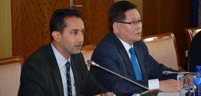 Азийн сайд нарын бага хурлыг олон улсын болон донор байгууллагуудтай хамтран зохион байгуулна
