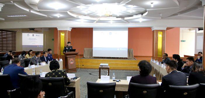 Гамшгийн эрсдэлийг бууруулах Азийн сайд нарын хурлыг хамтран зохион байгуулах талаар санал солилцлоо