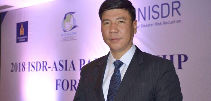 Ц.Ганзориг: Монгол Улс Азидаа гамшгийн эрсдэлийг бууруулах менежментийн тогтолцоог бэхжүүлэхэд тэргүүлэх улс орнуудын түвшинд явж байна