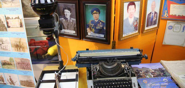 Баян-Өлгий аймгийн Онцгой байдлын газрын түүхэн үзмэрүүд дэлгэгдлээ