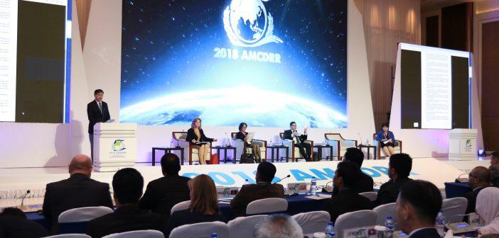 Гамшгийн эрсдэлийг бууруулах талаар Монгол Улсын хэрэгжүүлж байгаа бодлогыг Азийн улс орнуудад таниулж чадлаа