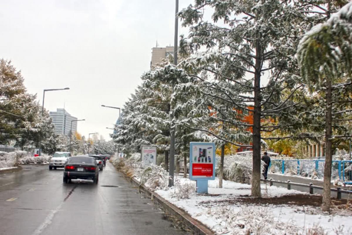 Улаанбаатар хотод өдөртөө хоёр хэм дулаан