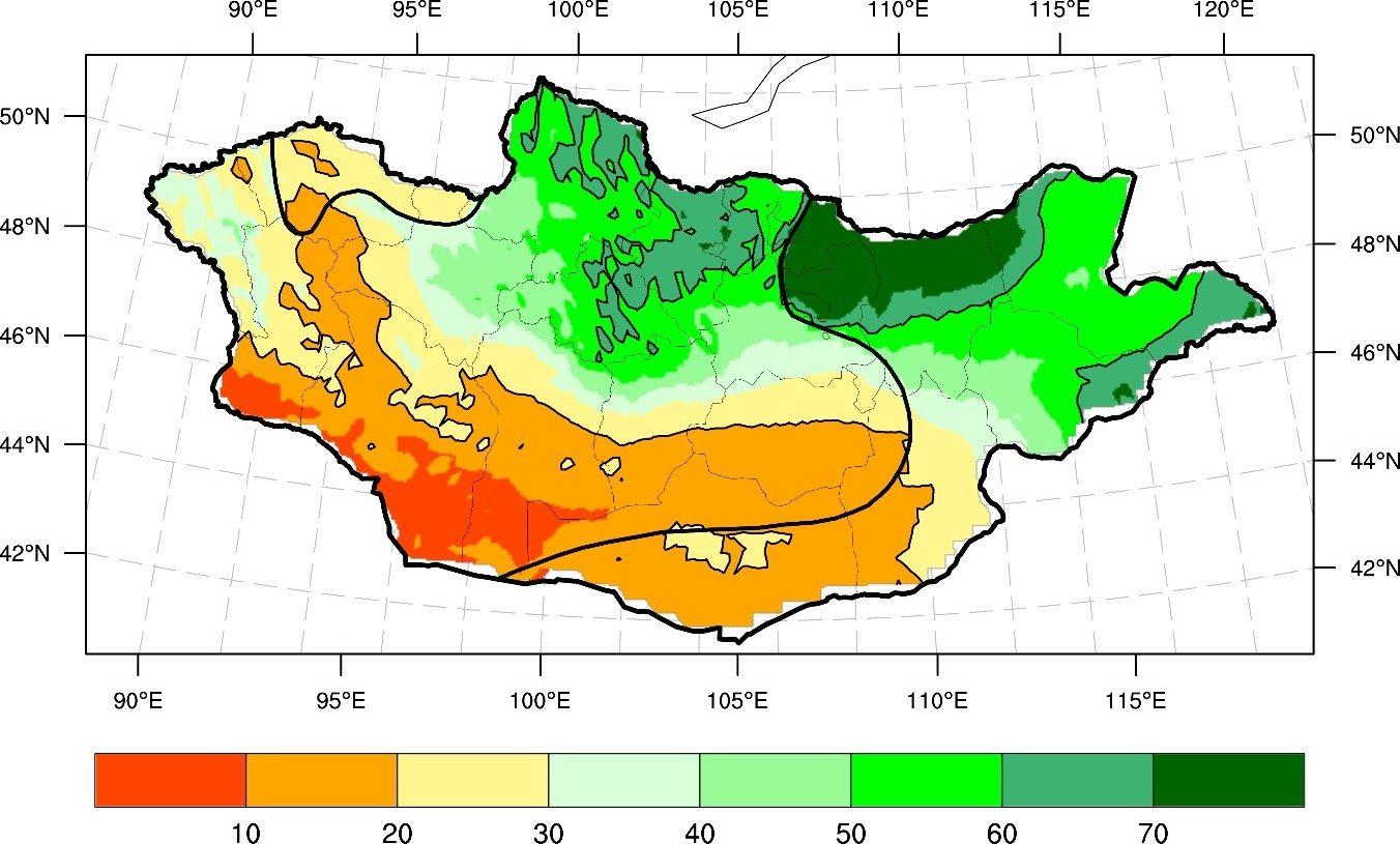 113-rotated Зургаадугаар сард нийт нутгаар цаг агаар ямар байх вэ?